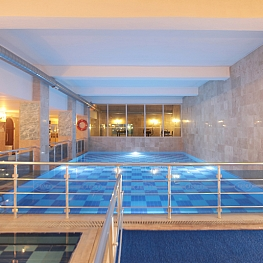 Indoor Pool<br>